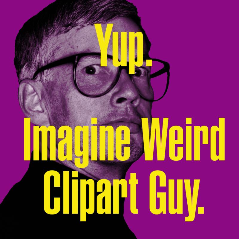 Clipart guy